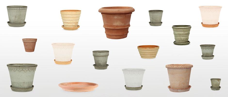 Billeder af krukker og potter til gratis download i store formater