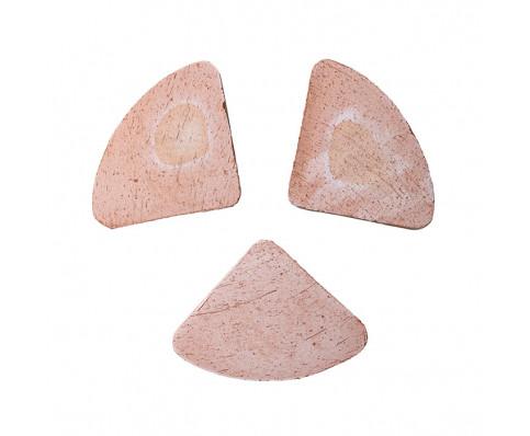 Krukkefod trekantet Antik Rosa (Terracotta)
