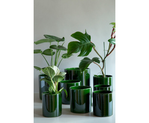 Romeo Cylinder Green Emerald