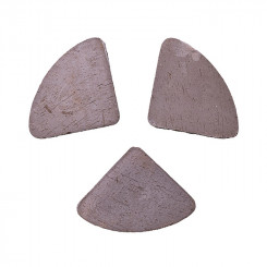 Krukkefod trekantet Basic Grå