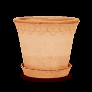 Fritlagt billede af potte til GRATIS download